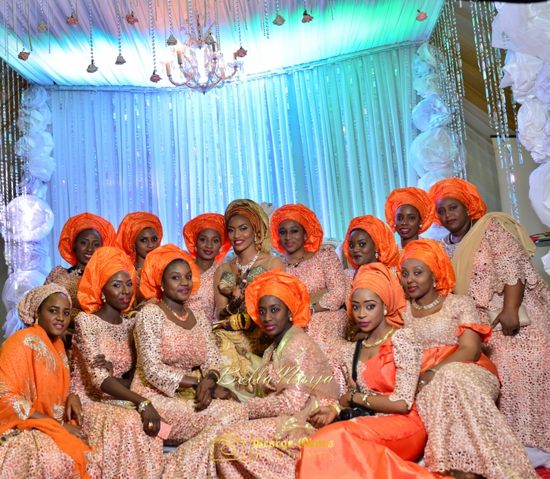 Hadiza Maitama-Sule & Salihu Rilwanu Lukman's Northern Nigerian Wedding in Kano | BellaNaija 2015.George Okoro-447