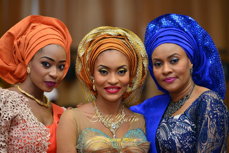 Hadiza Maitama-Sule & Salihu Rilwanu Lukman's Northern Nigerian Wedding in Kano | BellaNaija 2015.George Okoro-477