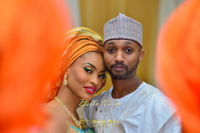 Hadiza Maitama-Sule & Salihu Rilwanu Lukman's Northern Nigerian Wedding in Kano | BellaNaija 2015.George Okoro-497