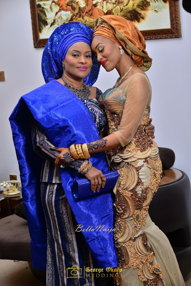 Hadiza Maitama-Sule & Salihu Rilwanu Lukman's Northern Nigerian Wedding in Kano | BellaNaija 2015.George Okoro-66