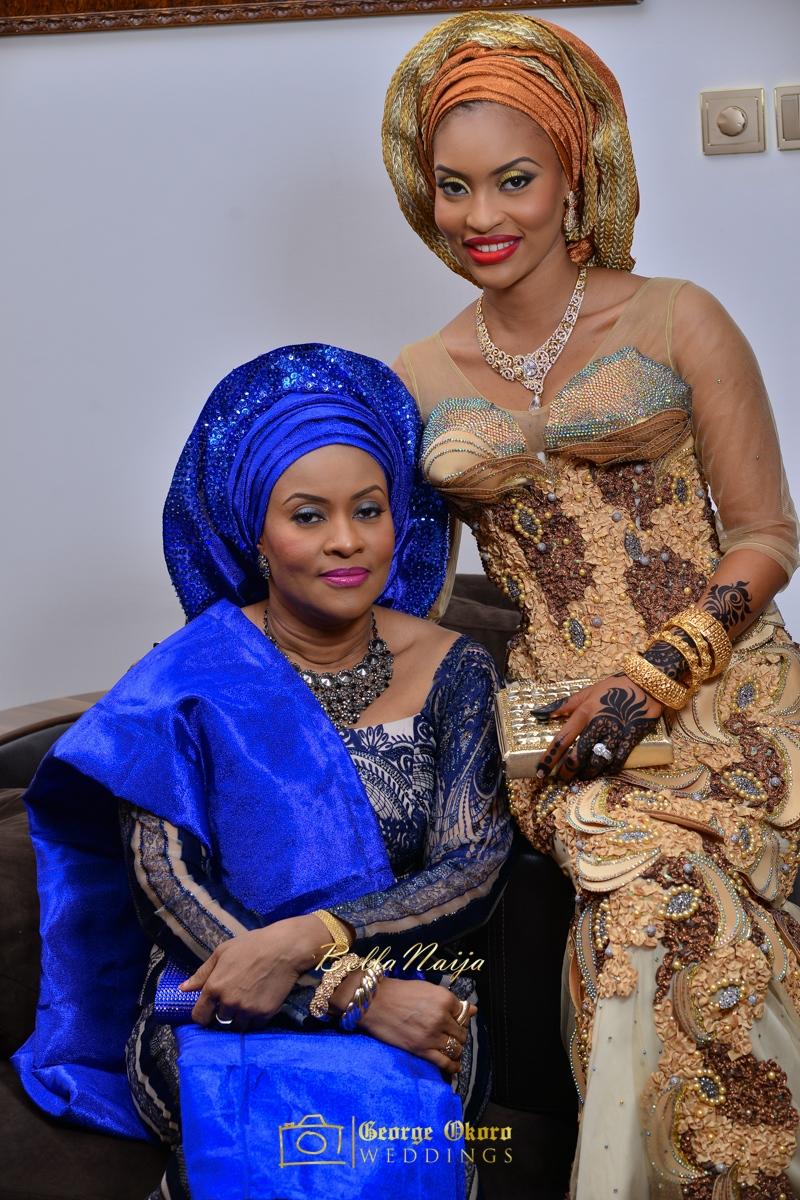 Hadiza Maitama-Sule & Salihu Rilwanu Lukman's Northern Nigerian Wedding in Kano | BellaNaija 2015.George Okoro-81