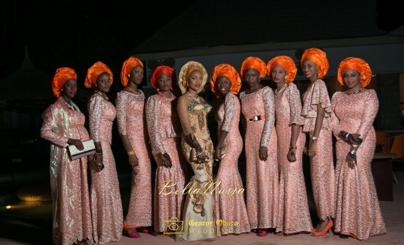 Hadiza Maitama-Sule & Salihu Rilwanu Lukman's Northern Nigerian Wedding in Kano | BellaNaija 2015.George Okoro-99
