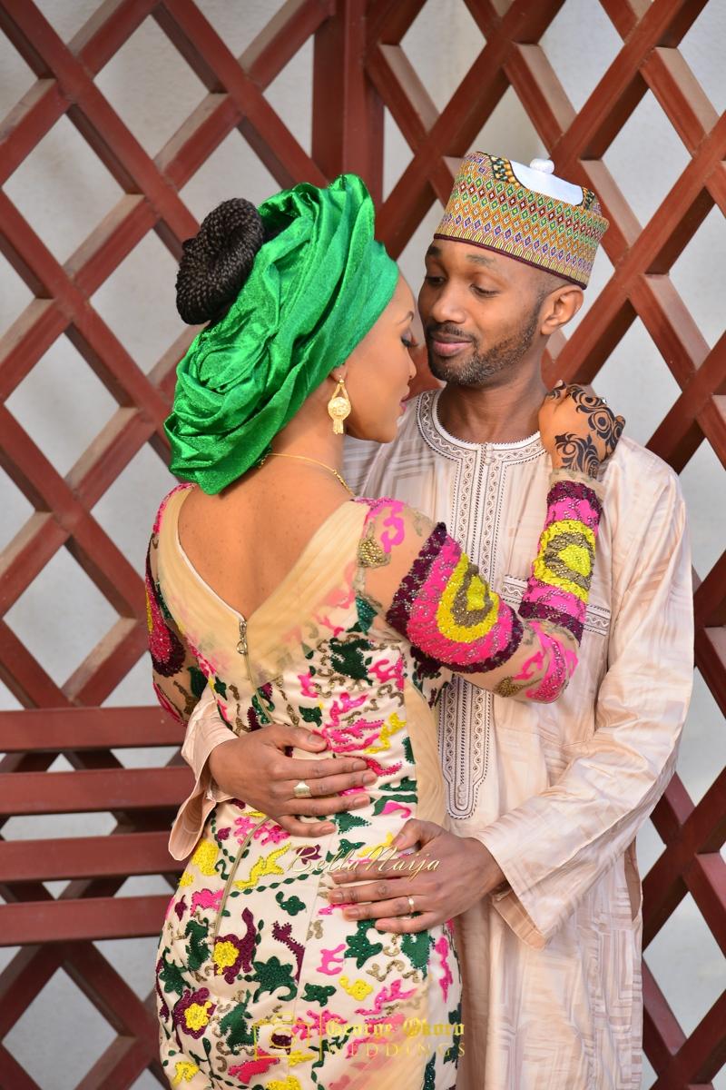 Hadiza Maitama-Sule & Salihu Rilwanu Lukman's Northern Nigerian Wedding in Kano | Fulani Kamu | BellaNaija 2015.George Okoro-116