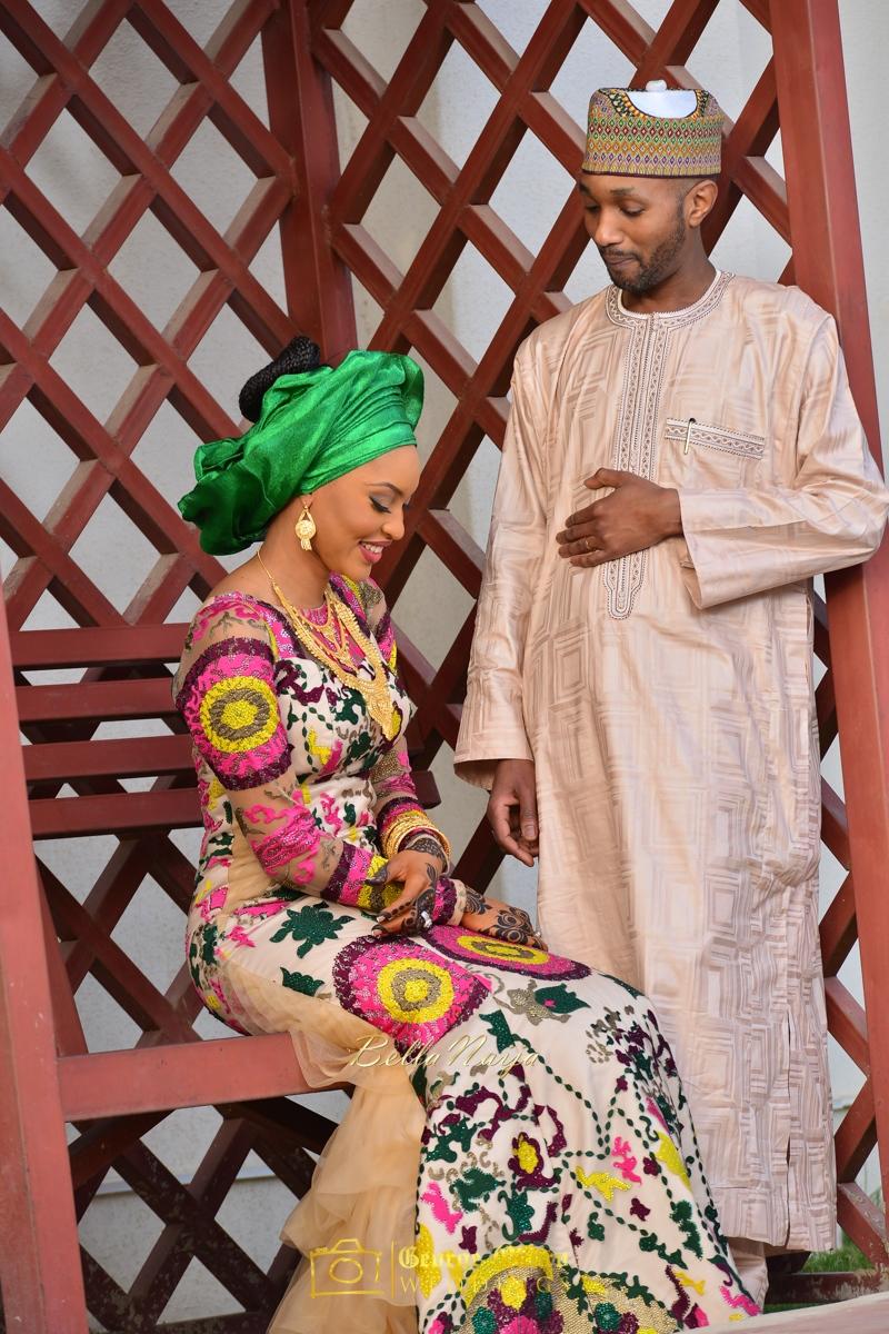 Hadiza Maitama-Sule & Salihu Rilwanu Lukman's Northern Nigerian Wedding in Kano | Fulani Kamu | BellaNaija 2015.George Okoro-169