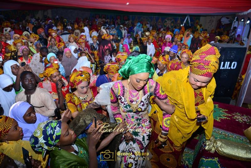 Hadiza Maitama-Sule & Salihu Rilwanu Lukman's Northern Nigerian Wedding in Kano | Fulani Kamu | BellaNaija 2015.George Okoro-2-12