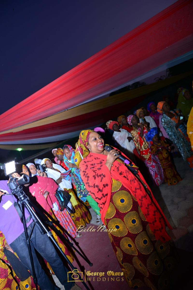 Hadiza Maitama-Sule & Salihu Rilwanu Lukman's Northern Nigerian Wedding in Kano | Fulani Kamu | BellaNaija 2015.George Okoro-2-15