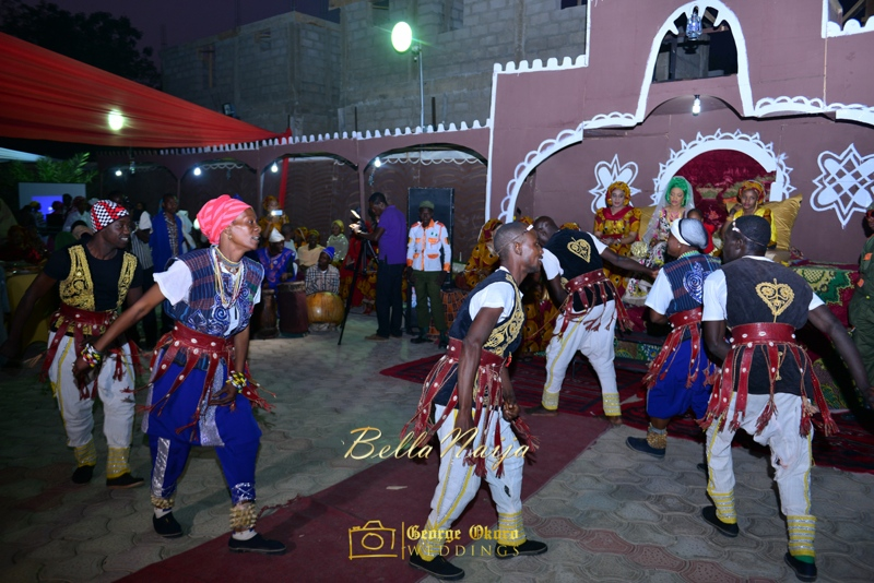 Hadiza Maitama-Sule & Salihu Rilwanu Lukman's Northern Nigerian Wedding in Kano | Fulani Kamu | BellaNaija 2015.George Okoro-2-17