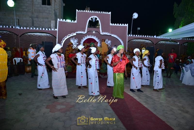 Hadiza Maitama-Sule & Salihu Rilwanu Lukman's Northern Nigerian Wedding in Kano | Fulani Kamu | BellaNaija 2015.George Okoro-2-21