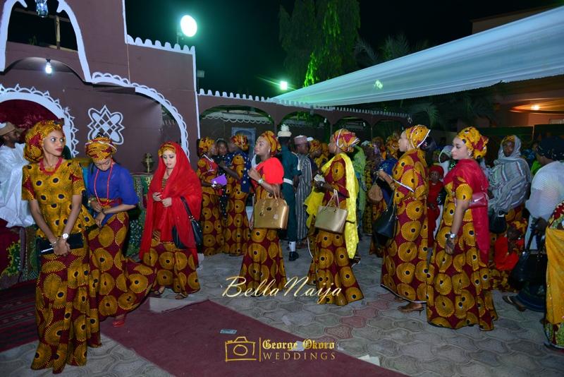 Hadiza Maitama-Sule & Salihu Rilwanu Lukman's Northern Nigerian Wedding in Kano | Fulani Kamu | BellaNaija 2015.George Okoro-2-38