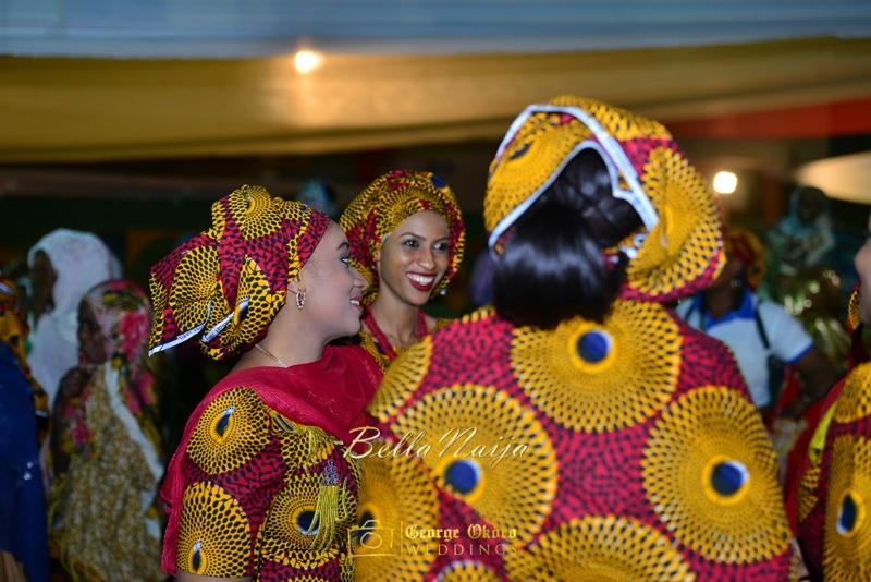 Hadiza Maitama-Sule & Salihu Rilwanu Lukman's Northern Nigerian Wedding in Kano | Fulani Kamu | BellaNaija 2015.George Okoro-2-39