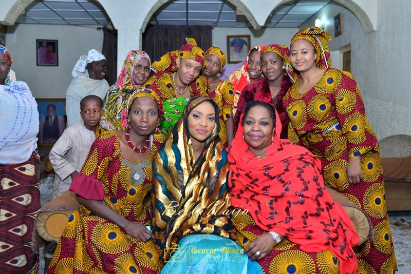 Hadiza Maitama-Sule & Salihu Rilwanu Lukman's Northern Nigerian Wedding in Kano | Fulani Kamu | BellaNaija 2015.George Okoro-2-43