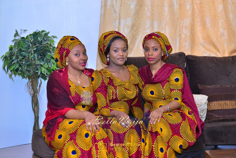 Hadiza Maitama-Sule & Salihu Rilwanu Lukman's Northern Nigerian Wedding in Kano | Fulani Kamu | BellaNaija 2015.George Okoro-2