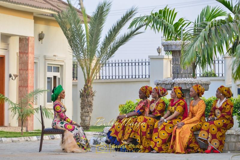 Hadiza Maitama-Sule & Salihu Rilwanu Lukman's Northern Nigerian Wedding in Kano | Fulani Kamu | BellaNaija 2015.George Okoro-220