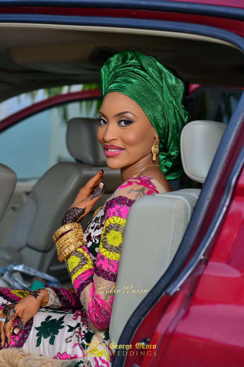 Hadiza Maitama-Sule & Salihu Rilwanu Lukman's Northern Nigerian Wedding in Kano | Fulani Kamu | BellaNaija 2015.George Okoro-237