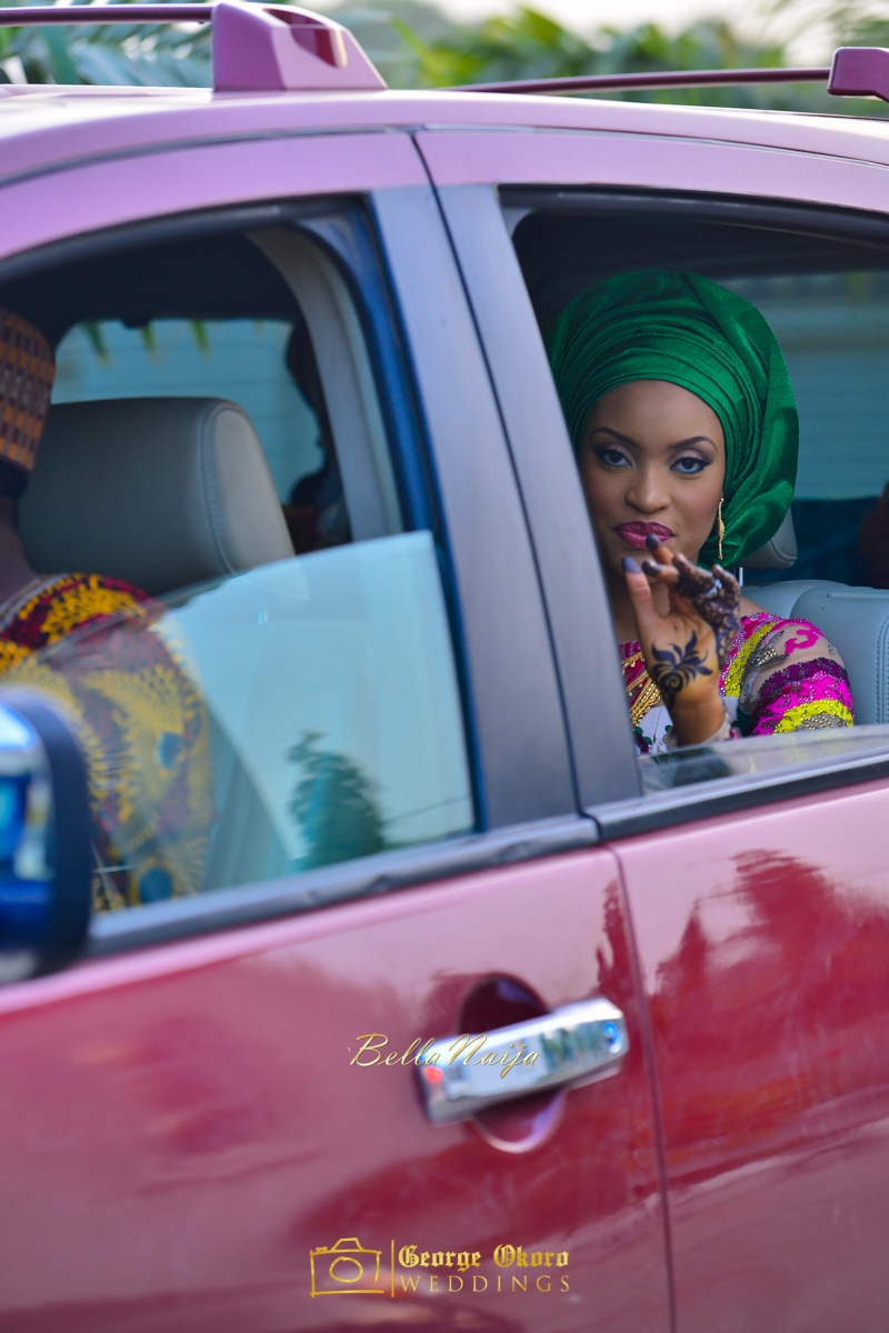 Hadiza Maitama-Sule & Salihu Rilwanu Lukman's Northern Nigerian Wedding in Kano | Fulani Kamu | BellaNaija 2015.George Okoro-244