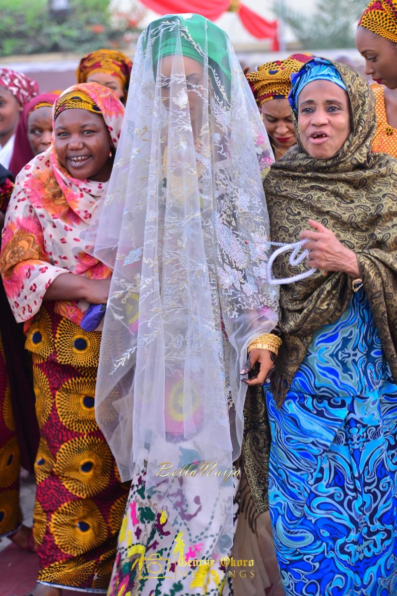 Hadiza Maitama-Sule & Salihu Rilwanu Lukman's Northern Nigerian Wedding in Kano | Fulani Kamu | BellaNaija 2015.George Okoro-254