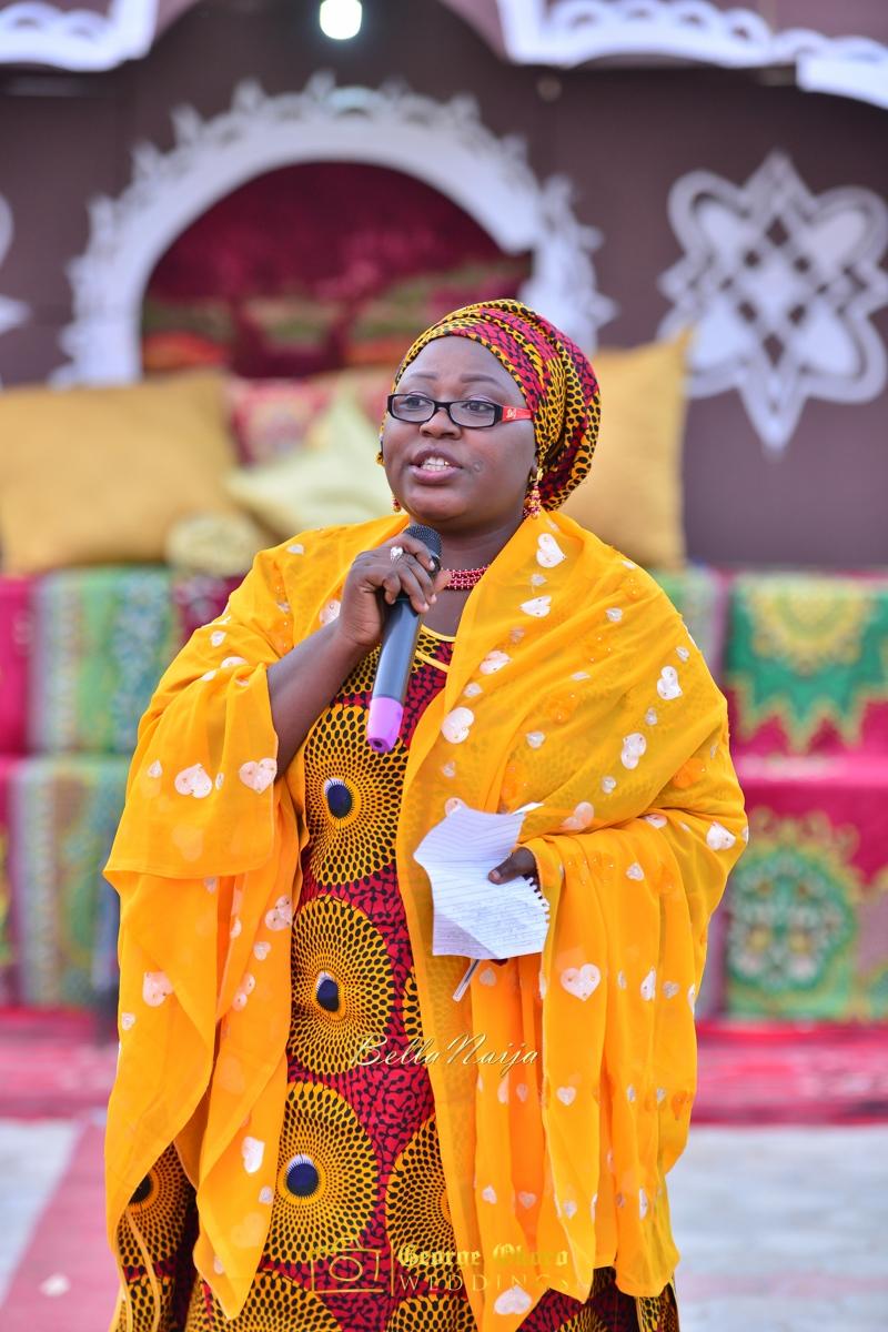 Hadiza Maitama-Sule & Salihu Rilwanu Lukman's Northern Nigerian Wedding in Kano | Fulani Kamu | BellaNaija 2015.George Okoro-262