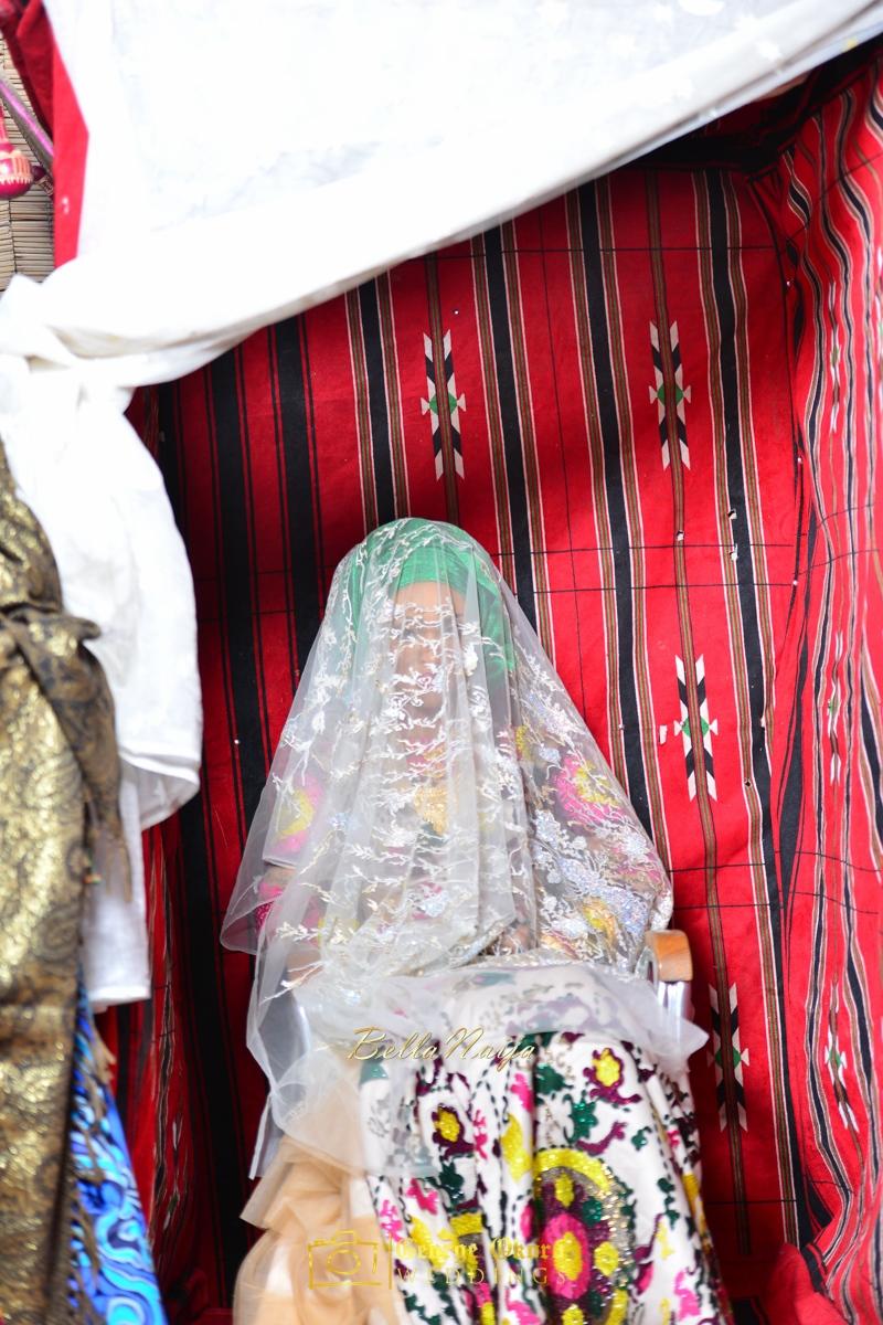 Hadiza Maitama-Sule & Salihu Rilwanu Lukman's Northern Nigerian Wedding in Kano | Fulani Kamu | BellaNaija 2015.George Okoro-298