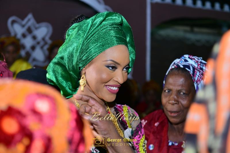 Hadiza Maitama-Sule & Salihu Rilwanu Lukman's Northern Nigerian Wedding in Kano | Fulani Kamu | BellaNaija 2015.George Okoro-3-4