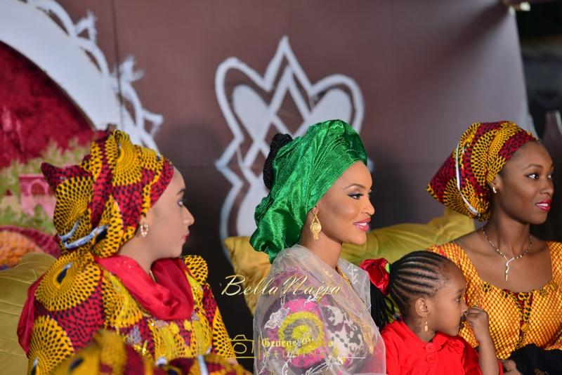 Hadiza Maitama-Sule & Salihu Rilwanu Lukman's Northern Nigerian Wedding in Kano | Fulani Kamu | BellaNaija 2015.George Okoro-385