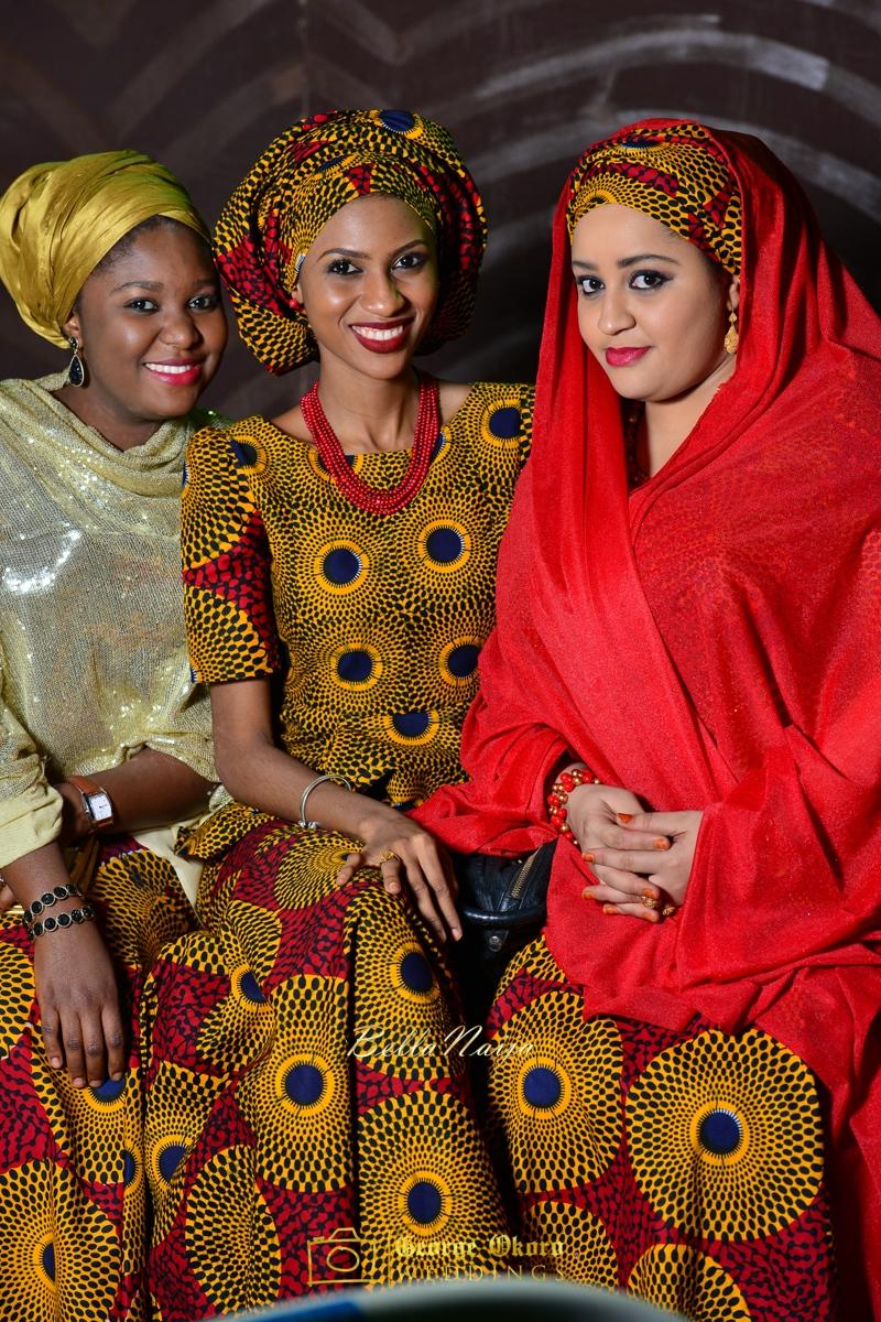 Hadiza Maitama-Sule & Salihu Rilwanu Lukman's Northern Nigerian Wedding in Kano | Fulani Kamu | BellaNaija 2015.George Okoro-399