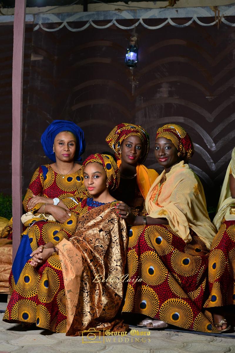 Hadiza Maitama-Sule & Salihu Rilwanu Lukman's Northern Nigerian Wedding in Kano | Fulani Kamu | BellaNaija 2015.George Okoro-403