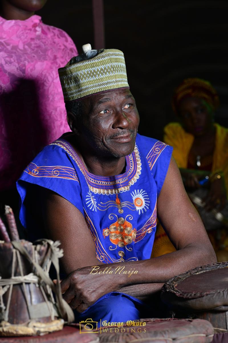 Hadiza Maitama-Sule & Salihu Rilwanu Lukman's Northern Nigerian Wedding in Kano | Fulani Kamu | BellaNaija 2015.George Okoro-405