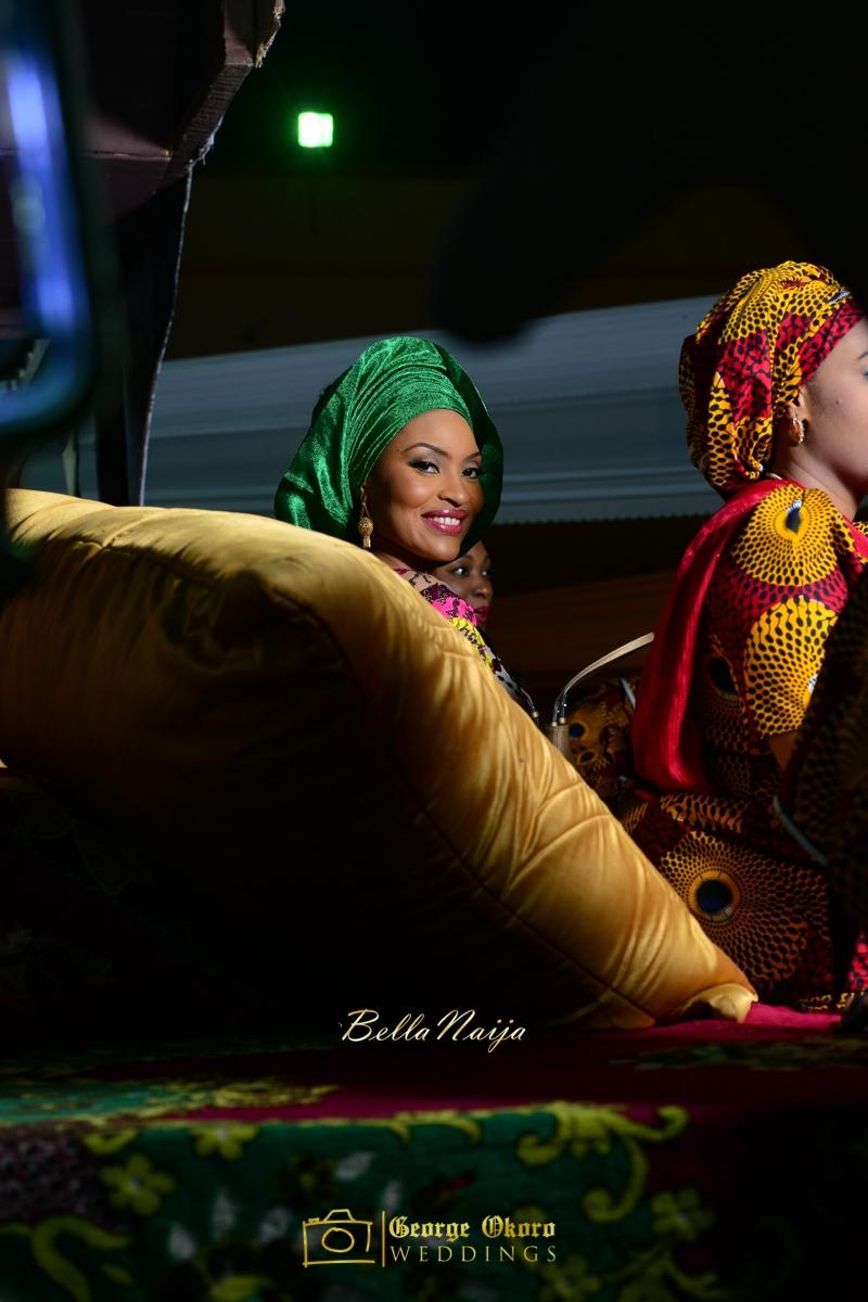 Hadiza Maitama-Sule & Salihu Rilwanu Lukman's Northern Nigerian Wedding in Kano | Fulani Kamu | BellaNaija 2015.George Okoro-414