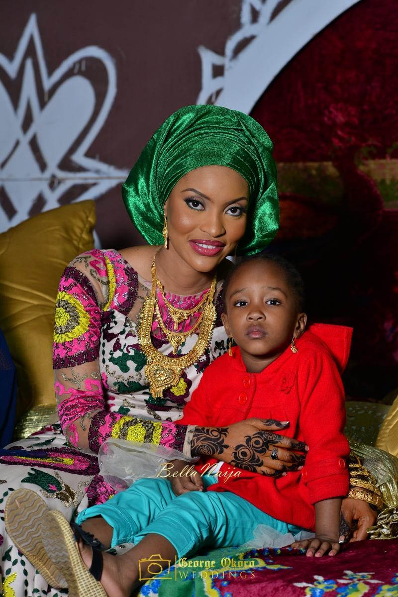 Hadiza Maitama-Sule & Salihu Rilwanu Lukman's Northern Nigerian Wedding in Kano | Fulani Kamu | BellaNaija 2015.George Okoro-421