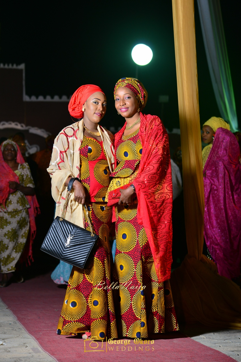 Hadiza Maitama-Sule & Salihu Rilwanu Lukman's Northern Nigerian Wedding in Kano | Fulani Kamu | BellaNaija 2015.George Okoro-431