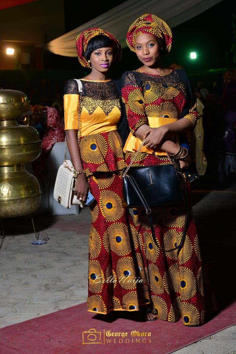 Hadiza Maitama-Sule & Salihu Rilwanu Lukman's Northern Nigerian Wedding in Kano | Fulani Kamu | BellaNaija 2015.George Okoro-433
