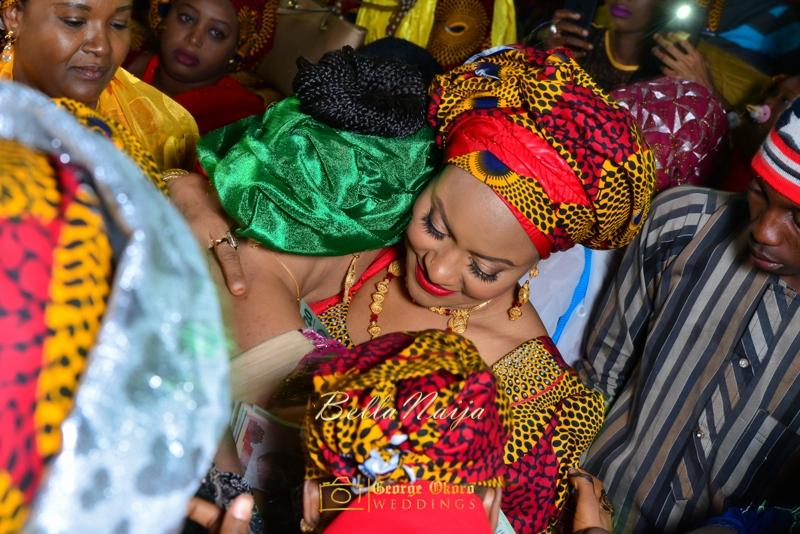 Hadiza Maitama-Sule & Salihu Rilwanu Lukman's Northern Nigerian Wedding in Kano | Fulani Kamu | BellaNaija 2015.George Okoro-483
