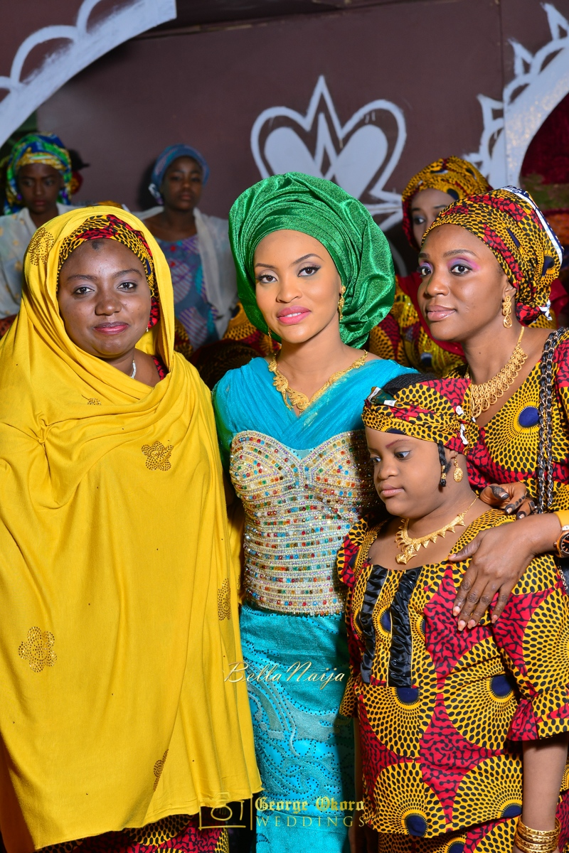 Hadiza Maitama-Sule & Salihu Rilwanu Lukman's Northern Nigerian Wedding in Kano | Fulani Kamu | BellaNaija 2015.George Okoro-515