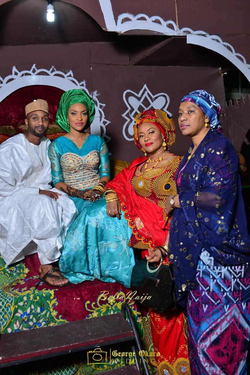 Hadiza Maitama-Sule & Salihu Rilwanu Lukman's Northern Nigerian Wedding in Kano | Fulani Kamu | BellaNaija 2015.George Okoro-597