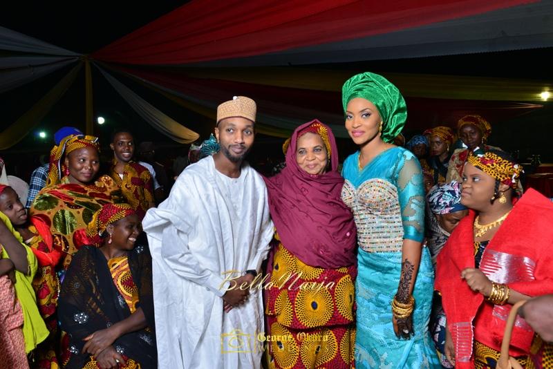 Hadiza Maitama-Sule & Salihu Rilwanu Lukman's Northern Nigerian Wedding in Kano | Fulani Kamu | BellaNaija 2015.George Okoro-616