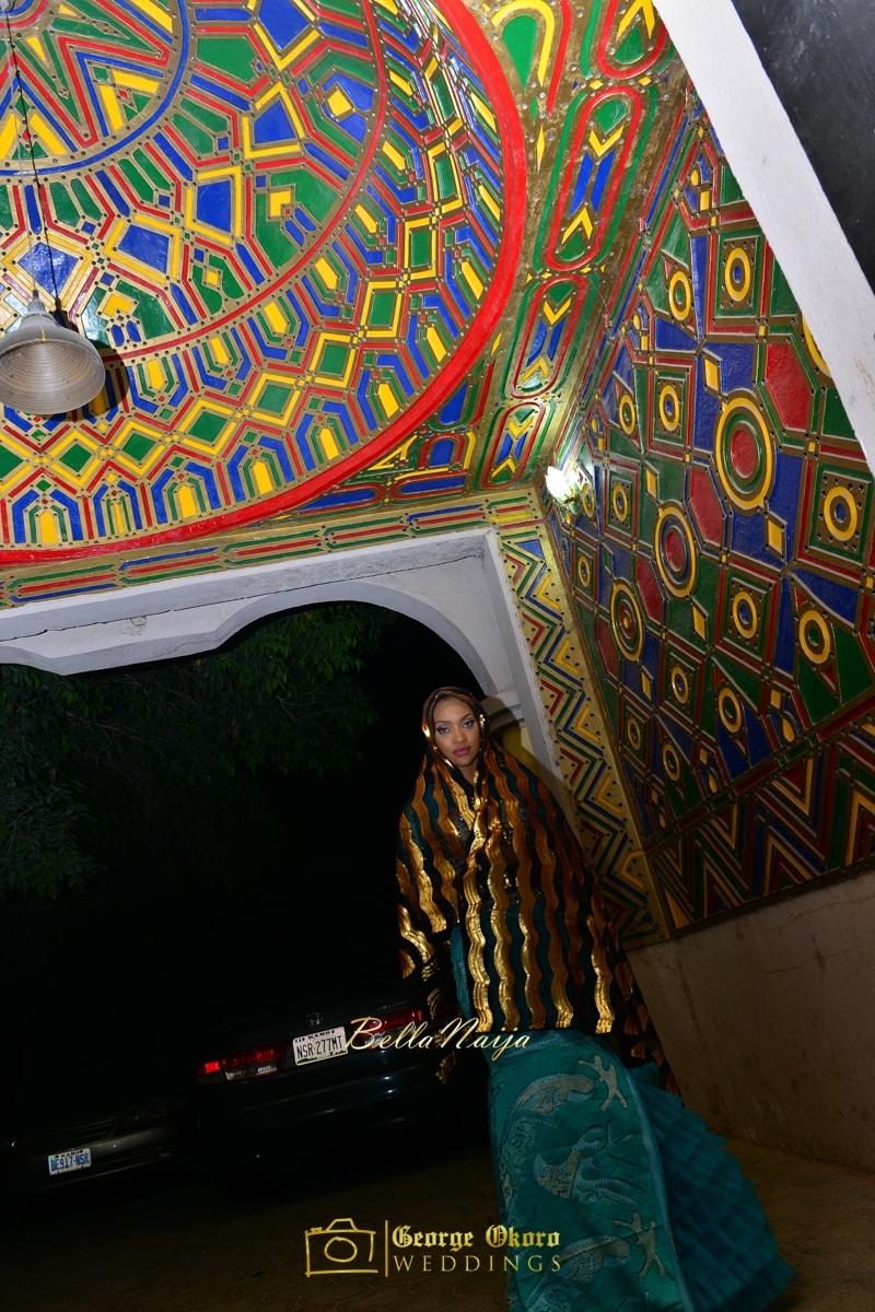 Hadiza Maitama-Sule & Salihu Rilwanu Lukman's Northern Nigerian Wedding in Kano | Fulani Kamu | BellaNaija 2015.George Okoro-623