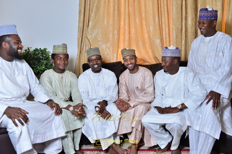 Hadiza Maitama-Sule & Salihu Rilwanu Lukman's Northern Nigerian Wedding in Kano | Fulani Kamu | BellaNaija 2015.George Okoro-71