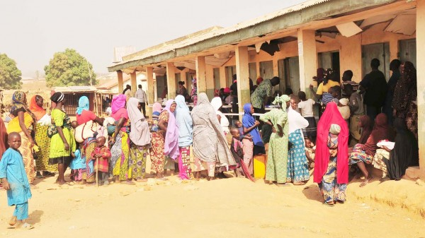 File Photo: IDPs