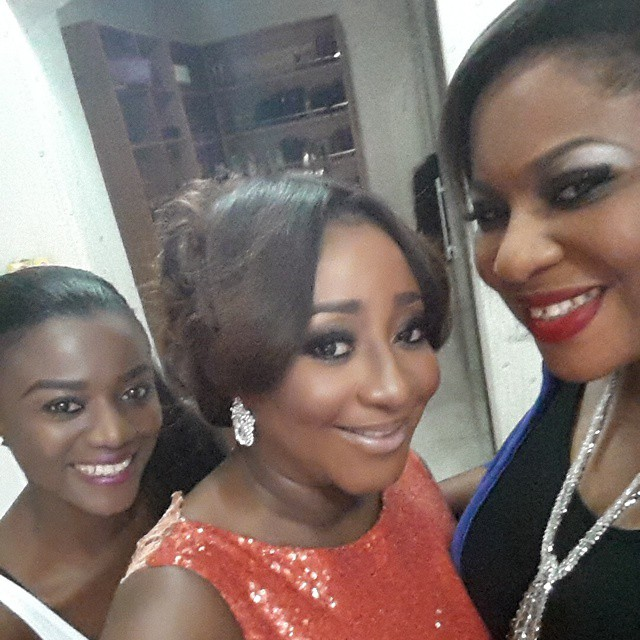 Ini Edo - March 2015 - While You Slept Premiere 2