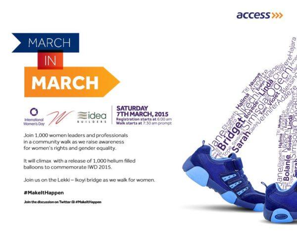 Invitation to March