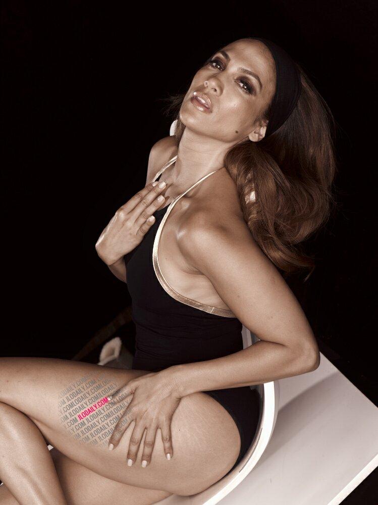 Jennifer Lopez - J Lo - Unretouched 2