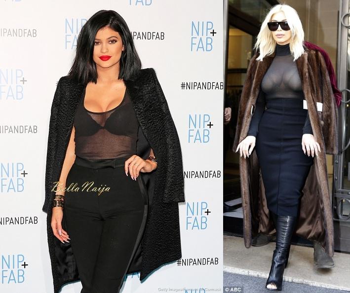 Kim & Kylie