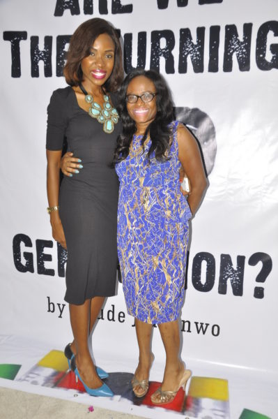 Lala Akindoju & Funke Bucknor-Obruthe