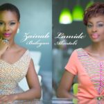 Lamide Akintobi & Zainab Balogun for Savvy & Chic Hair & Beauty Hub Magazine - BellaNaija - March 2015001
