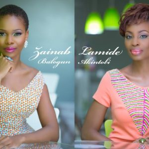 Lamide Akintobi & Zainab Balogun for Savvy & Chic Hair & Beauty Hub Magazine - BellaNaija - March 2015001
