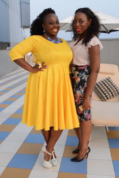 Lolo & Lateefa Adesanya