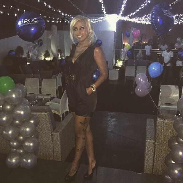 Louise Priddy Birthday March 2015 1