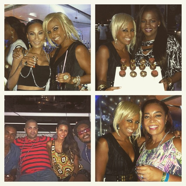 Louise Priddy Birthday March 2015 8