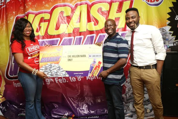 Lucozade & Ribena Big Cash Giveaway - BellaNaija - March 2015