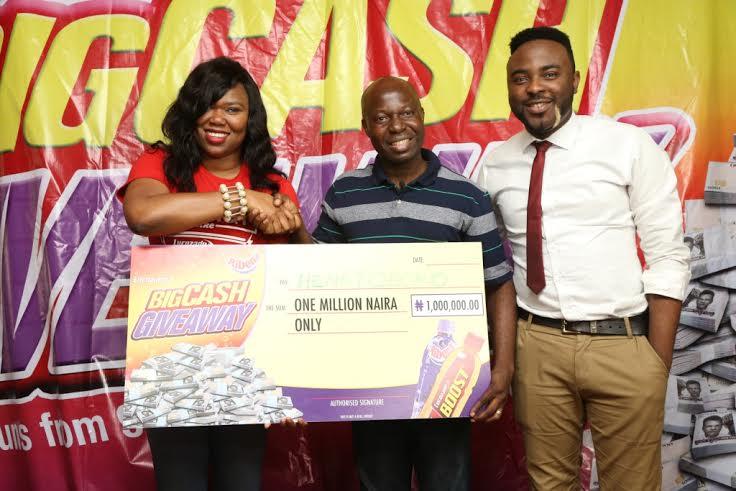 Lucozade & Ribena Big Cash Giveaway - BellaNaija - March 20150014